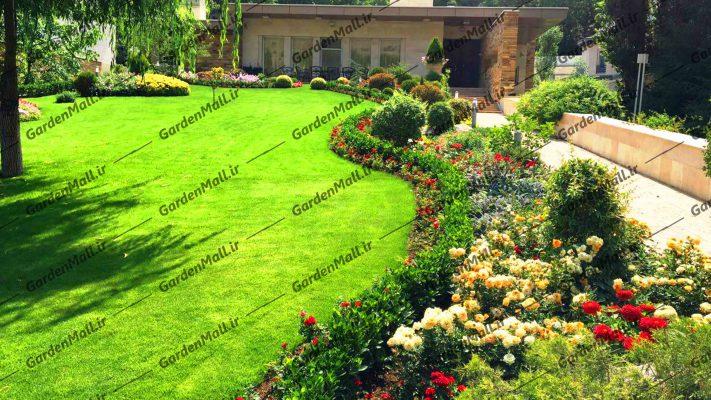 فضای سبز - محوطه سازی