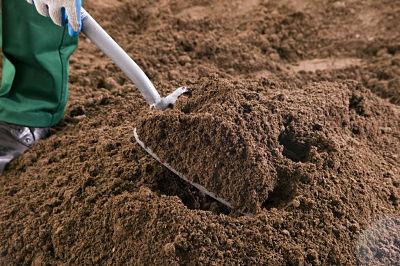 فروش مصالح فضای سبز(خاک باغچه، کود حیوانی، و…)